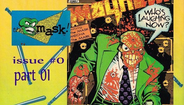 photo The Mask Comics
