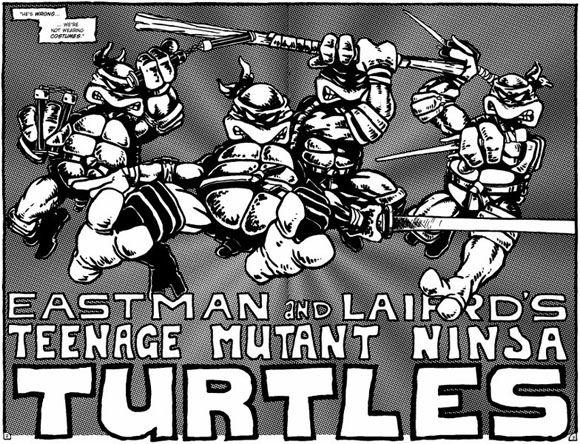 photo Tortues Ninja Comics