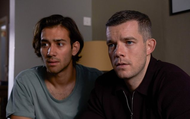 photo, Russell Tovey,  Maxim Baldry