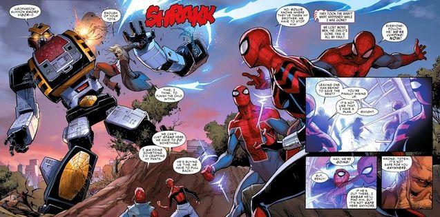 photo Spider-Man