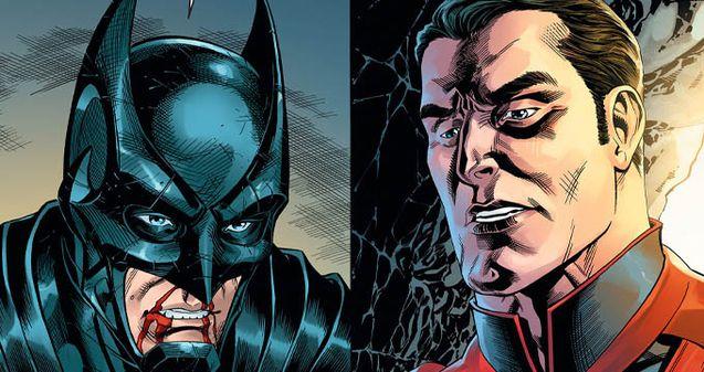 comics injustice