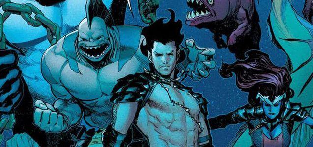 comics Namor (2018)