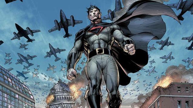 Superman Nazi