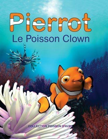 photo Pierrot le poisson clown