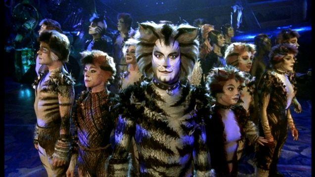 Cats comédie musicale Broadway