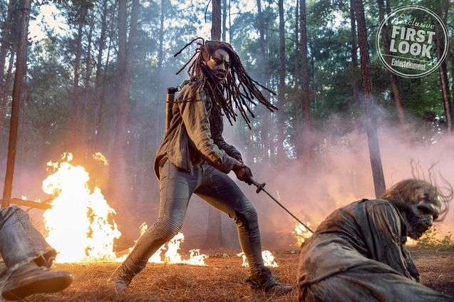 photo Michonne