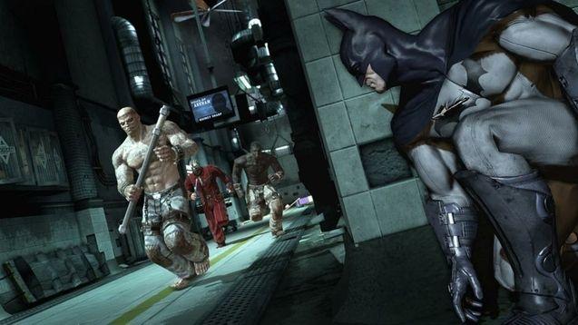 photo Arkham Asylum