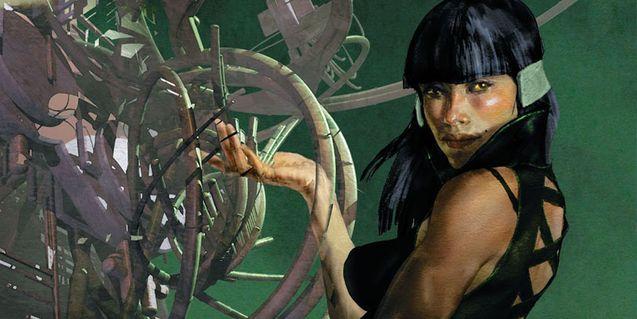 comics Eternals 2008