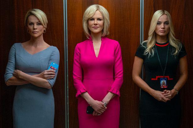 Photo Charlize Theron, Nicole Kidman, Margot Robbie