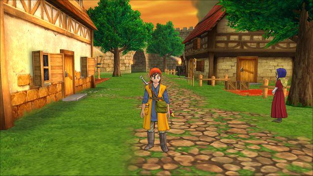 photo Dragon Quest 8