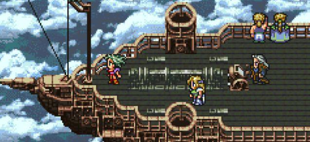 photo Final Fantasy VI