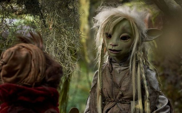 photo Dark Crystal