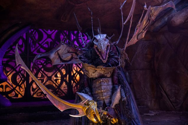 photo, Dark Crystal : le Temps de la résistance saison 1