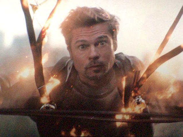 cameo Brad Pitt