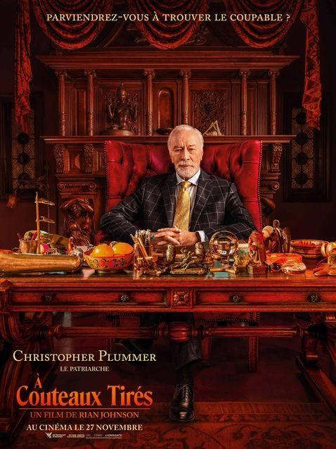 Affiche Christopher Plummer