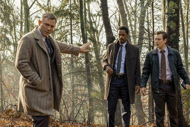photo, Daniel Craig, Noah Segan, Lakeith Stanfield