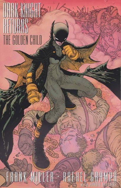 The Golden Child, comics, Frank Miller