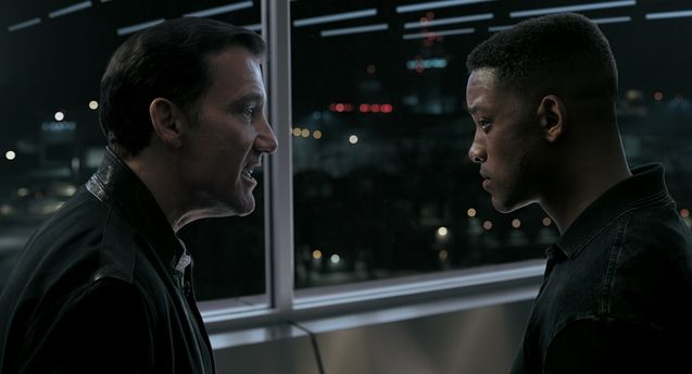 photo, Will Smith, Clive Owen