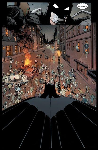 photo, Gotham, comics