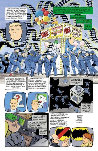 photo, Batman : The Dark Knight Returns - Partie 1, Batman : The Dark Knight Returns - Partie 2