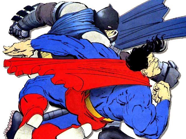 photo, Batman : The Dark Knight Returns - Partie 1, Batman : The Dark Knight Returns - Partie 2, Batman v Superman : L'Aube de la justice