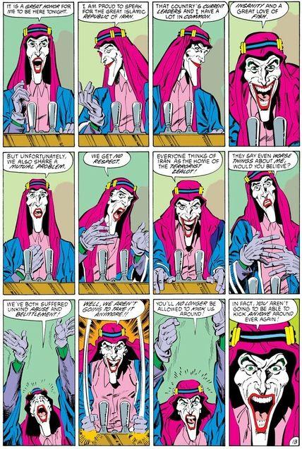 photo, Joker, comics