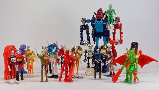photo Micronauts
