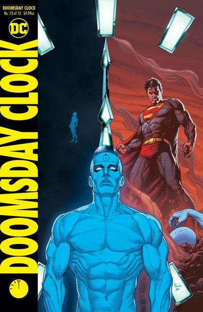 photo, Watchmen, comics, Superman, Manhattan