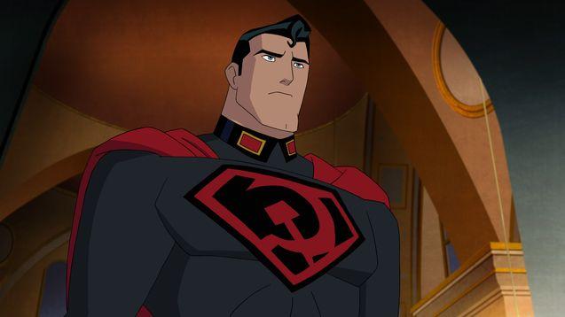 Superman: Red Son, Jason Isaacs