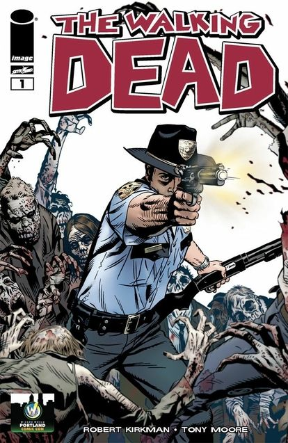 photo, Robert Kirkman, comics