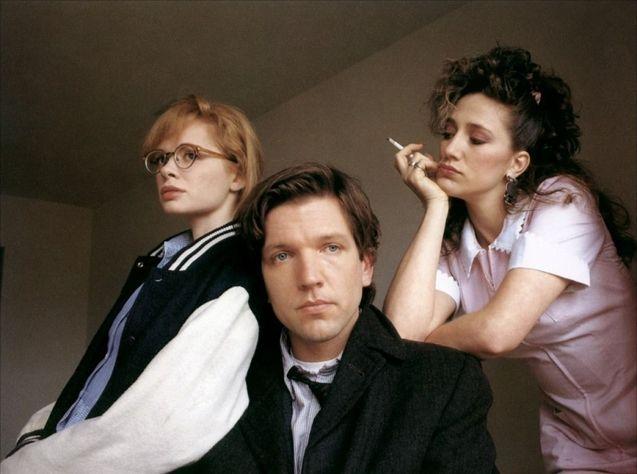 photo, Adrienne Shelly, Martin Donovan, Edie Falco