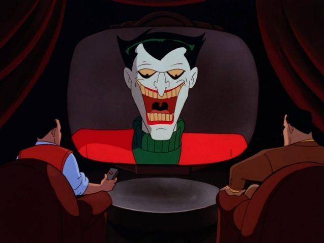 photo, Joker, Batman, Robin