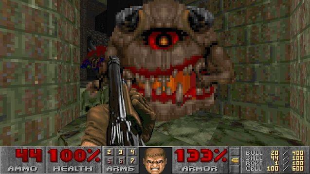 photo Doom II