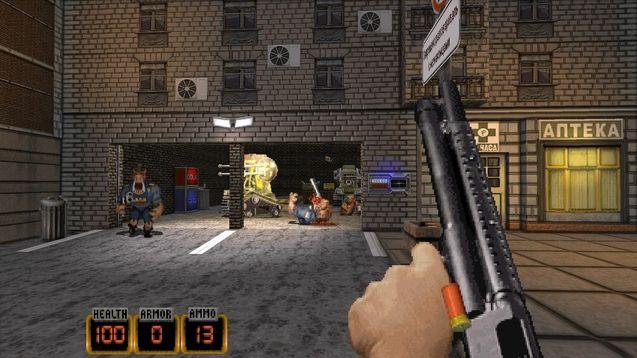 photo Duke Nukem 3D