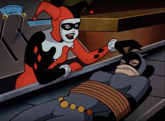 photo, Harley Quinn, Catwoman