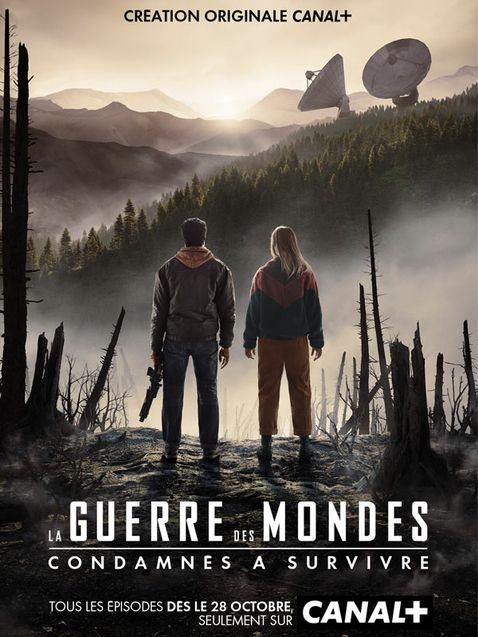 Affiche, La Guerre des mondes Season 1