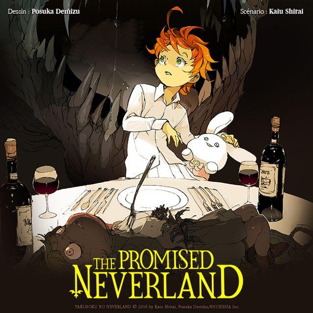 Emma, The Promised Neverland