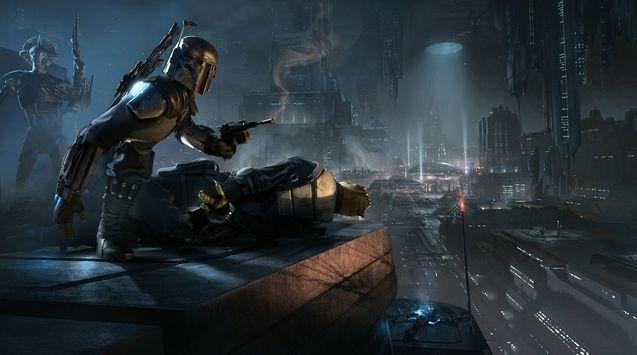 Star Wars 1313 artwork