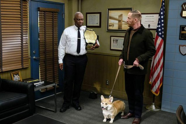 photo, Andre Braugher, Marc Evan Jackson