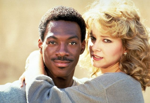 photo, Eddie Murphy, Lisa Eilbacher