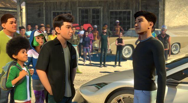 Fast & Furious : Spy Racers