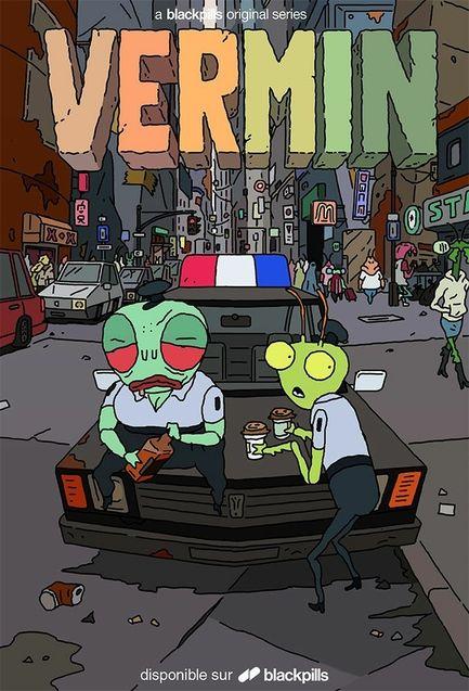 photo, Vermin Season 1