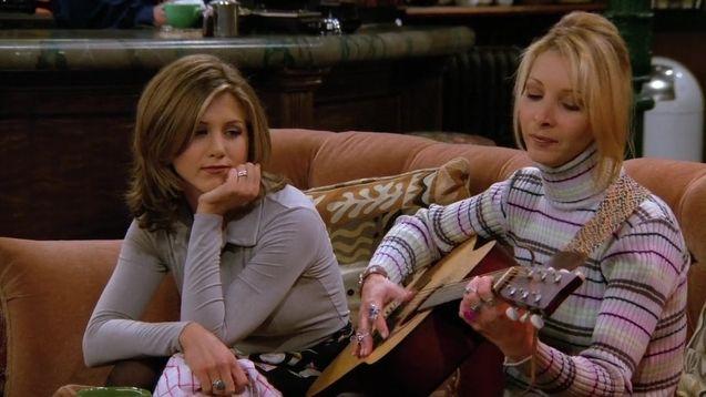 photo, Lisa Kudrow, Jennifer Aniston
