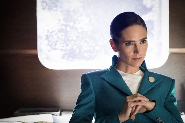photo, Jennifer Connelly, Snowpiercer