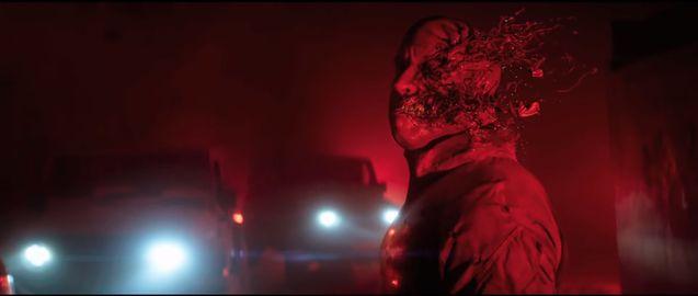 capture d'écran, Vin Diesel