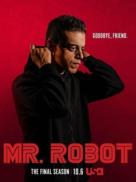 Affiche, Mr. Robot