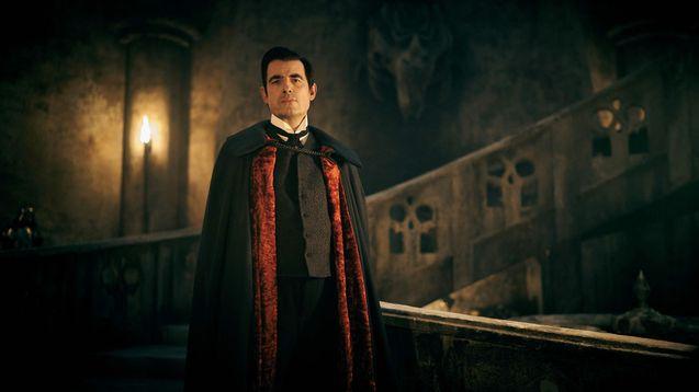 photo, Claes Bang, Dracula