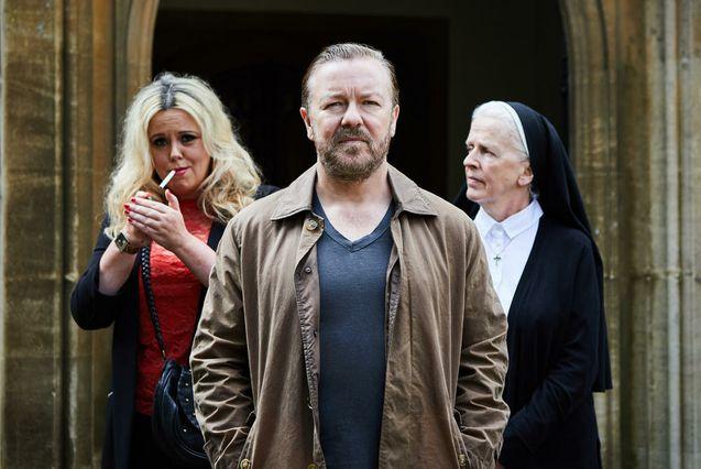Photo Ricky Gervais