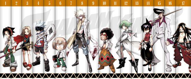 Shaman King Star Edition, Hiroyuki Takei