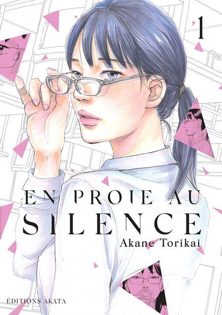 Couverture En Proie Au Silence, Akane Torikai
